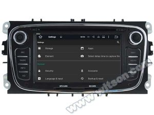 Witson Android 5.1 Car DVD for Ford Mondeo (2007-2013) (A5162B) pictures & photos