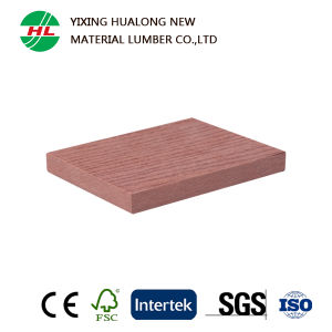 Wood Plastic Composite Wall Panel for Outdoor Decoration (HLM62) pictures & photos