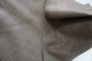 Wool Fabric for Suit Tweed 100W