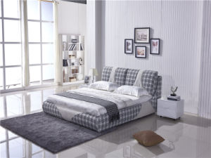 Home Furniture Bed Room Furniture Soft Bed pictures & photos