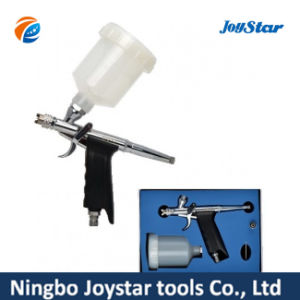 Mj New Double Action Pistol Style Airbrush for Makeup MJ-168 pictures & photos