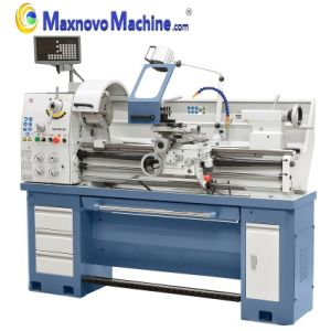 High Precision Metal Turning Engine Lathe (mm-Master380) pictures & photos