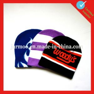 Custom Logo Wool Knit Hats Beanie pictures & photos