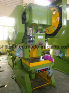 Chinese Mechanical Single Crank Punching Machine pictures & photos