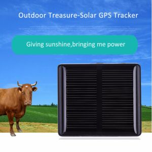 Waterproof IP67 1500mAh Solar GPS Tracker for Pet/Animal V26 pictures & photos