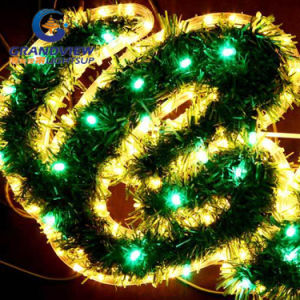 Large 2m LED Merry Christmas Sign Motif LED Warm White Rope Lights pictures & photos