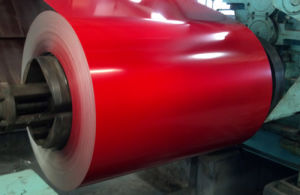 Color -Coated Galvanized/Galvalume Steel in Coil/Sheet PPGI PPGL (tdx52D) pictures & photos