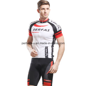 Short Sleeve Printing Cycling Suit Fitness Clothing Bicycle Wear pictures & photos