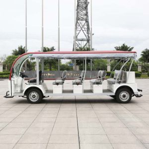 23 Passengers Electric Observation Car with CE (DN-23) pictures & photos