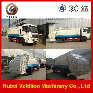 15 Cubic Meter, 15cbm, 15m3 Waste Compactor Truck pictures & photos