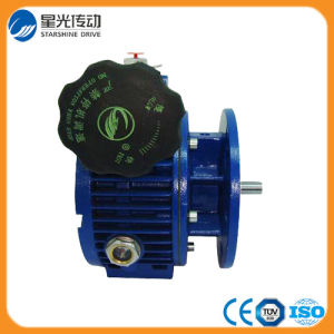 China 12V Electric Motor Speed Reducer pictures & photos