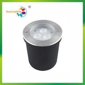 IP67 Aluminum LED Recessed Inground Garden Light pictures & photos