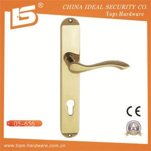 High Quality Brass Door Lock Handle-05656 pictures & photos