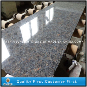 Cheap Nero Angola Black Granite Slabs for Countertops/Floor Tiles pictures & photos