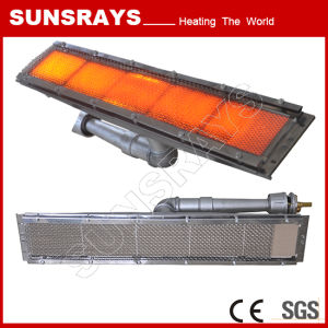 Infrared Ceramic Gas Heater for Laundry Ironing Machine pictures & photos