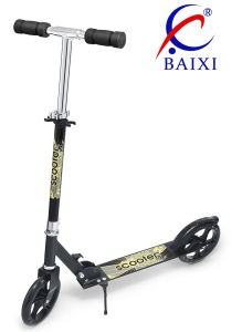 Anti-Skid Adult Toy Kick Scooter with Two PU Wheel (BX-2M002) pictures & photos