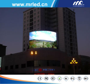 2015 Mrled P10mm Staium LED Display/LED Screen - DIP 5454 (CE, FCC, CCC, RoHS) pictures & photos