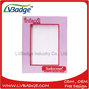 High Quality PVC 3D Plastic Photo Frame pictures & photos