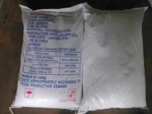 Food Grade Sodium Bicarbonate pictures & photos
