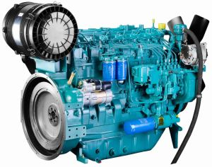 Water Cooled Deutz Diesel Engine (WP10D238E201) pictures & photos