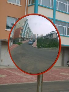 ABS PC Acrylic Traffic Convex Mirror pictures & photos