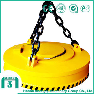 2016 China Manufacturer Electro Magnetic Chuck with Chains pictures & photos
