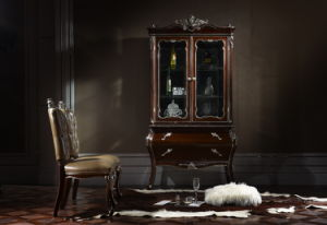 Classical Wooden Livingroom Furniture-Lf-a Cabinet pictures & photos