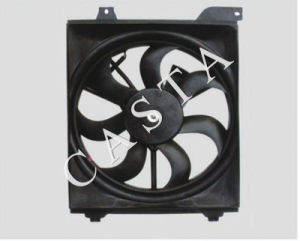 Auto Engine Cooling System Radiator fan Flade for KIA Rio pictures & photos