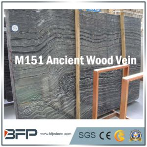 Ancient Wood Vein Natural Marble for Classic Projects Designing pictures & photos