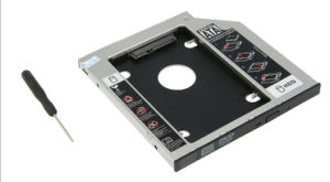 9.5mm Universal HDD Caddy for Laptops