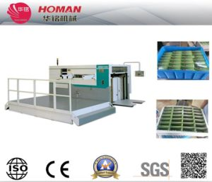Semi Automatic Die Cutting Machine pictures & photos