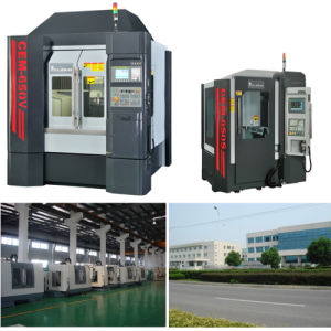 Big Manufacturer CNC Vertical Machine Center pictures & photos