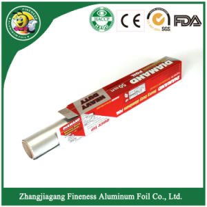 Soft Household Aluminum Foil Roll pictures & photos