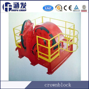 API Crown Block Drilling Rig for Oilfield pictures & photos