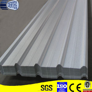 Galvanized Sheet Material Galvanized Prepainted Zinc Coated Corrugated Roofing Sheets pictures & photos