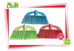 Colorful and Good Quality Plastic Broom pictures & photos