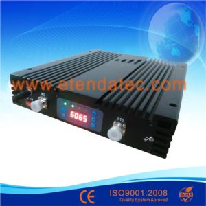 27dBm 80dB GSM/Dcs/WCDMA Triple Band Mobile Signal Amplifier with Digital Display pictures & photos
