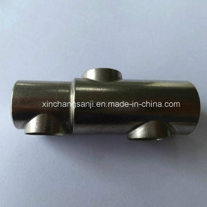 Stainless Steel Deep Drawing Parts for Triple Valve pictures & photos