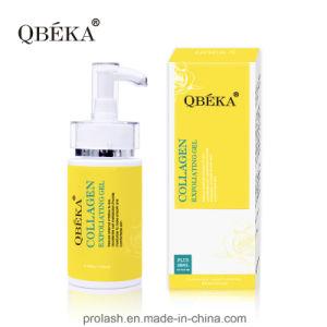QBEKA Collagen Exfoliating Gel Latest Whitening Body Scrub Gel Cream pictures & photos