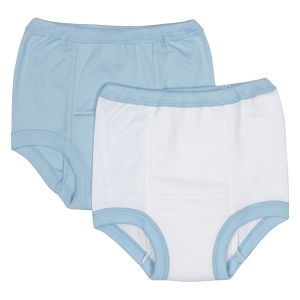 Potty Training Panty Plain Toddler Boy Underwear pictures & photos