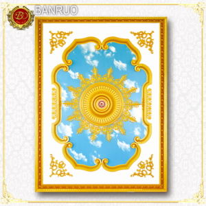 Big Size PS Decorative Artistic Ceiling Panel (BR184-S022) pictures & photos