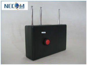 Portable All Remote Controls RF Jammer (315/433/868MHz) , Cell Phone Style - Remote Control Jammer pictures & photos