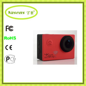 CE RoHS, Remote Control WiFi Extreme Sport Camera / Waterproof DVR pictures & photos