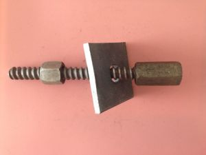 Stress Concrete Bar, Threaded Bar, Dome Anchor Nut and Steel Bar pictures & photos