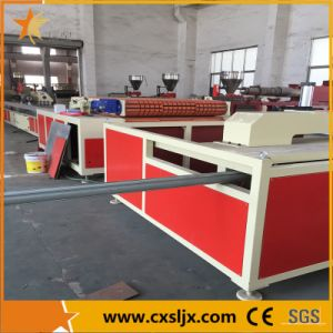 High Efficiency PVC Foam Board Production Line pictures & photos