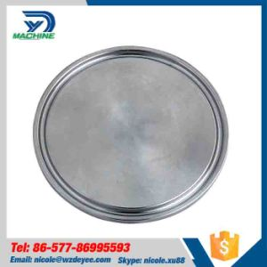 Stainless Steel Sanitary Solid End Cap (16AMP) pictures & photos