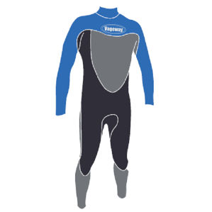 Men′s Long Sleeve Neoprene Suit for Surfing (HX-L0262) pictures & photos
