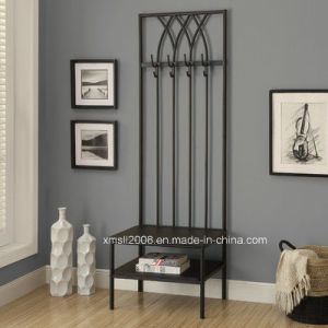 Entryway Coat Rack Garment Rack Room Display Rack with CE (G-HT12) pictures & photos