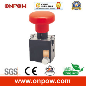 Onpow DC Push Button Switch (JEC 125A) pictures & photos