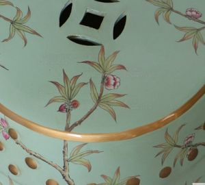 Chinese Porcelain Garden Stool pictures & photos